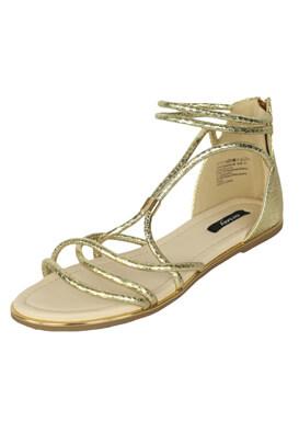 Sandale Orsay Sierra Golden