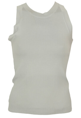 Tricou ZARA Tess Light Grey