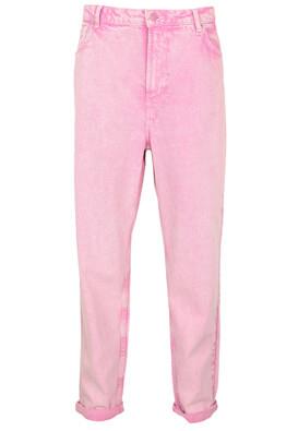 Blugi Bershka Nadine Light Pink