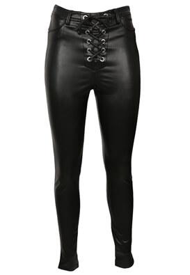 Pantaloni Bershka Gina Black
