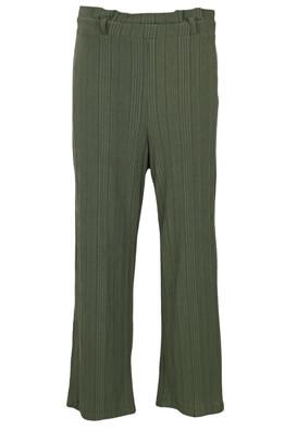Pantaloni Bershka Vera Dark Green