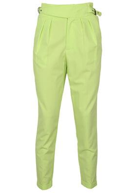 Pantaloni Bershka Sabine Light Green
