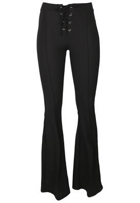 Pantaloni Bershka Alexandra Black