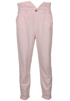 Pantaloni Bershka Roxanne Light Pink