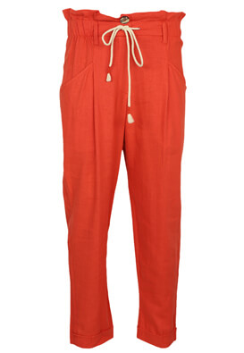Pantaloni Bershka Stella Orange