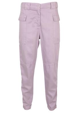 Pantaloni Bershka Alicia Light Purple