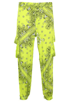 Pantaloni Bershka Stephany Light Green