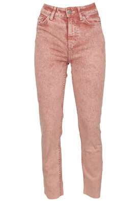 Blugi Bershka Gloria Light Pink