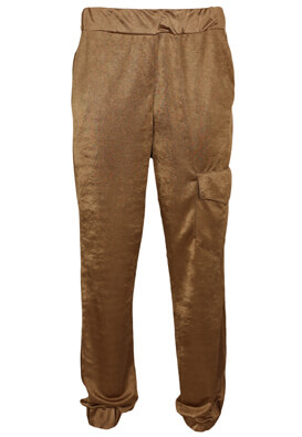 Pantaloni ZARA Ivy Brown