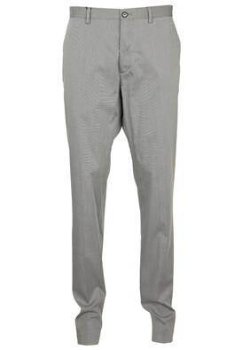 Pantaloni ZARA Elle Light Grey