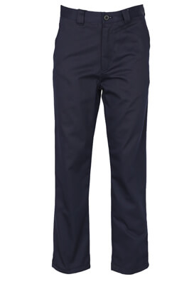 Pantaloni ZARA Franky Dark Blue