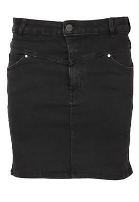 Fusta Bershka Amy Black