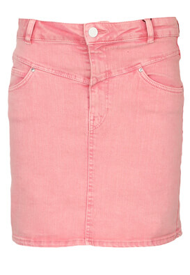 Fusta Bershka Helen Light Pink
