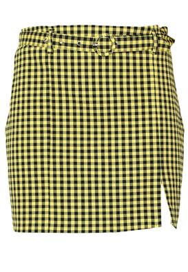 Fusta Bershka Victoria Yellow