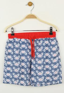 Pantaloni scurti de baie Kiabi Kevin Blue
