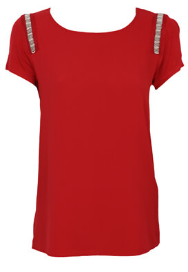 Tricou Orsay Amy Red