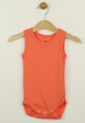 Body Kiabi Laura Orange