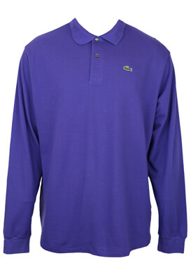 Bluza Lacoste Bart Purple