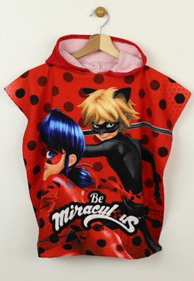 Prosop Miraculous Marinette Red