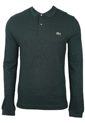 Bluza Lacoste Will Dark Green