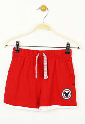 Pantaloni scurti Disney Dylan Red