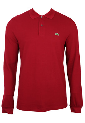 Bluza Lacoste Donald Dark Red