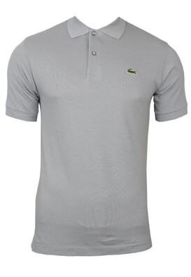 Tricou polo Lacoste Oliver Light Grey