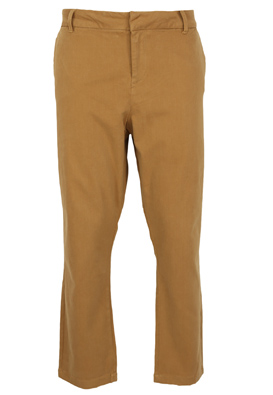 Pantaloni Vero Moda Clara Beige
