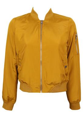 Jacheta Vero Moda Vera Dark Yellow