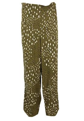Pantaloni Vero Moda Vanessa Dark Green