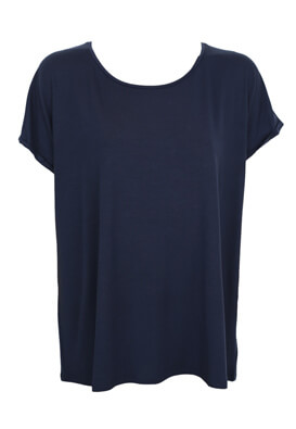 Tricou Junarose Wendy Dark Blue