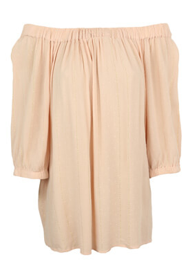 Tricou Junarose Stephany Light Pink