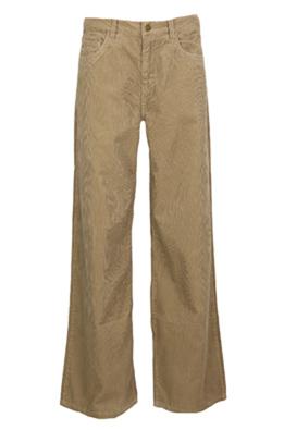 Pantaloni Vero Moda Dollie Light Beige