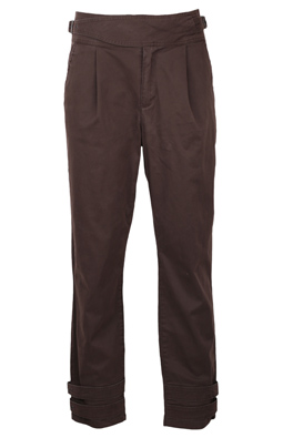 Pantaloni Vero Moda Betty Dark Brown