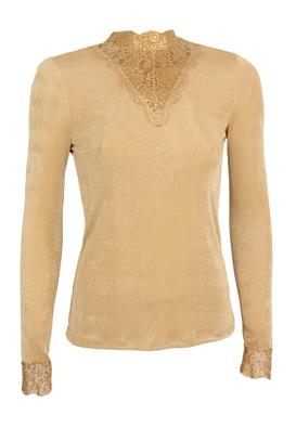 Bluza Vero Moda Victoria Beige