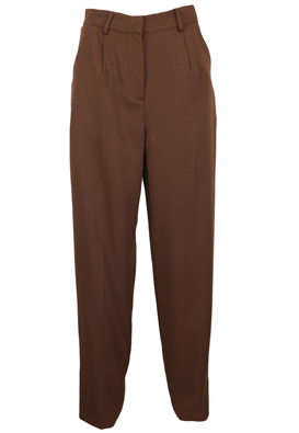 Pantaloni Aware Hanna Brown