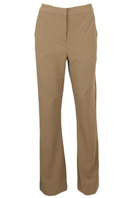 Pantaloni Vero Moda Mara Beige