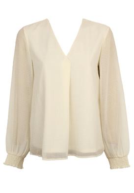 Bluza Vero Moda Barbra White