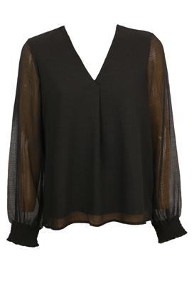 Bluza Vero Moda Vera Black