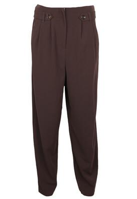 Pantaloni Vero Moda Stephany Dark Brown