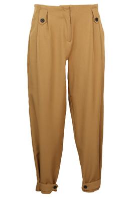 Pantaloni Vero Moda Victoria Beige