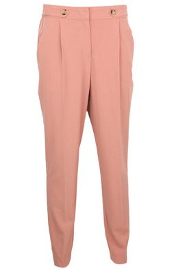 Pantaloni Vero Moda Victoria Light Pink