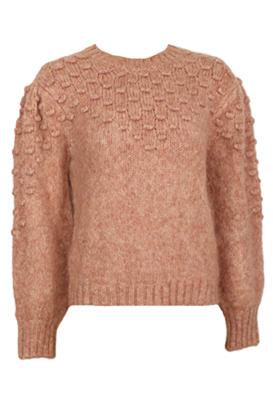 Pulover Vero Moda Nastasia Pink