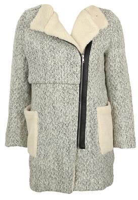 Palton Glamorous Sabrina Grey