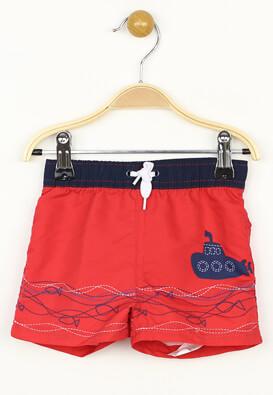 Pantaloni scurti de baie Kiabi Francesco Red