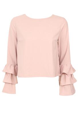 Bluza Glamorous Vanessa Light Pink