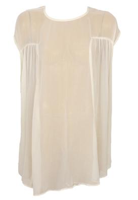 Tricou Glamorous Vanessa White
