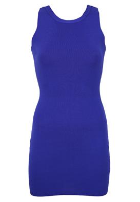 Rochie Glamorous Sabrina Dark Blue