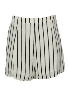 Pantaloni scurti Glamorous Taya White