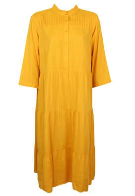 Rochie Junarose Victoria Yellow